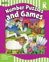 Number Puzzles and Games: Grade Pre-K-K (Flash Skills) - Flash Kids Editors, Kerrie Baldwin