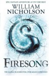 Firesong (The Wind on Fire Trilogy) - William Nicholson