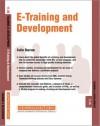 E-Training and Development - Colin Barrow