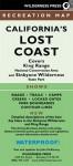 Californias Lost Coast Recreation Map: King Range and Sinkyone Wilderness - Wilderness Press