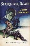 Strike for Death - John Creasey