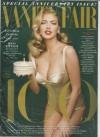 Vanity Fair Magazine (October, 2013) Kate Upton Cover - Graydon Carter