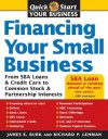 Financing Your Small Business - James E. Burk