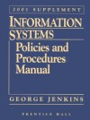 Information Systems Policies and Procedures Manual - George Jenkins