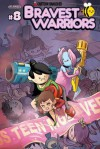 Bravest Warriors #8 - Joey Comeau, Mike Holmes