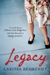 Legacy - Larissa Behrendt