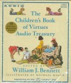 The Children's Book of Virtues Audio Treasury CD (Audio) - Tom Clancy