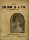 The Shadow of a Sin - Bertha M. Clay, Charlotte M. Brame