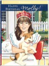 Happy Birthday, Molly!: A Springtime Story (American Girls Collection Series: Molly #4) - Valerie Tripp, Jeanne Thieme (Editor), David Gaadt (Illustrator)