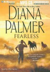 Fearless (Long Tall Texans #36) - Diana Palmer, Phil Gigante