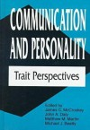 Communication And Personality: Trait Perspectives - James C. McCroskey