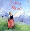 The Story of Heidi - Johanna Spyri, Alan Marks, Susanna Davidson