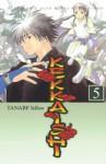 Kekkaishi Vol. 5 - Yellow Tanabe