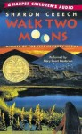 Walk Two Moons (Audio) - Sharon Creech, Hope Davis