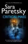 Critical Mass (V.I. Warshawski, #16) - Sara Paretsky