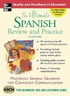 The Ultimate Spanish Review & Practice (2CDs + Guide) (Uitimate Review and Reference Series) - Ronni L. Gordon, David M. Stillman