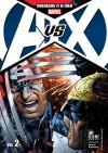 Avengers vs. X-Men Tomo 2 - Brian Michael Bendis, Jason Aaron, Ed Brubaker, Jonathan Hickman, Matt Fraction, John Romita Jr.