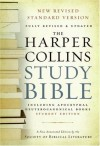 HarperCollins Study Bible - Student Edition: Fully Revised & Updated (New Revised Standard Version) - Harold W. Attridge, Wayne A. Meeks, Jouette M. Bassler, Society Of Biblical Literature