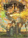 Harry Potter och den flammande bägaren - Lena Fries-Gedin, Alvaro Tapia, J.K. Rowling