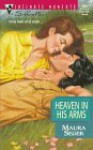 Heaven In His Arms - Maura Seger