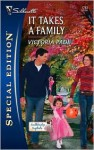 It Takes a Family: Northbridge Nuptials - Victoria Pade