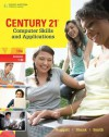 Century 21 Computer Skills and Applications, Lessons 1-90 - Jack P. Hoggatt, Jon A. Shank, Jimmy Smith