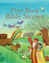 The Lion First Book of Bible Stories - Lois Rock, Barbara Vagnozzi