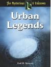 Urban Legends - Gail B. Stewart