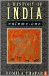 A History of India: Volume 1 (Penguin History) - Romila Thapar