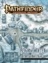 Pathfinder Campaign Setting: Reign of Winter Poster Map Folio - Robert Lazzaretti, Paizo Staff