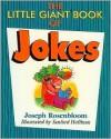 The Little Giant® Book of Jokes - Joseph Rosenbloom, Sanford Hoffman