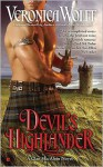 Devil's Highlander - Veronica Wolff