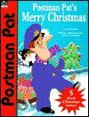Postman Pat's Merry Christmas (Postman Pat Story Books) - John Cunliffe, Celia Berridge