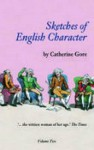 Sketches of English Character Volume Two - Catherine Grace Frances Gore
