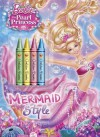 Mermaid Style Coloring Book (Barbie the Pearl Princess) - Mary Man-Kong