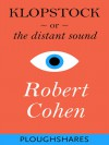 Klopstock or The Distant Sound - Robert Cohen