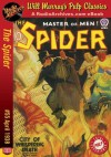 Spider #55 April 1938 (The Spider) - Radio Archives, Grant Stockbridge, Will Murray