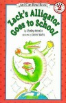 Zack's Alligator Goes to School - Shirley Mozelle, James Watts