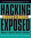 Hacking Exposed Malware and Rootkits - Michael Davis, Sean Bodmer, Aaron LeMasters