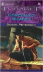 Concealed Weapon - Susan Peterson