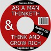 As a Man Thinketh & Think and Grow Rich - James Allen, Napoleon Hill