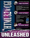 HTML 3.2 and CGI Unleashed: With CDROM - John December, Mark Ginsburg
