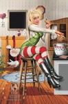 Jingle Belle, Volume 4: Stocking Stuffers - Paul Dini, Stephanie Gladden, Various