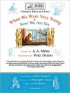 When We Were Very Young and Now We Are Six (MP3 Book) - A.A. Milne, Peter Dennis