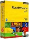 Rosetta Stone Farsi Set Level 1 & 2 Personal Edition - Rosetta Stone