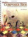 One-Page Composer Bios: 50 Reproducible BIographies of Famous Composers (Teacher's Handbook) - Alfred Publishing Staff