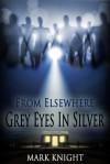 Grey Eyes In Silver - Mark Knight