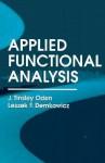 Applied Functional Analysis - J. Tinsley Oden, Leszek F. Demkowicz