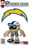 NFL Rush Zone: Season Of The Guardians #1 - San Diego Chargers Cover - Kevin Freeman, M. Goodwin