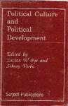 Political Culture and Political Development - Lucian W. Pye, Sidney Verba